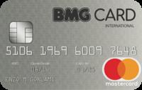 Logo Banco BMG Cartão BMG Card Consignado Mastercard Internacional