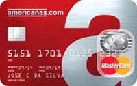 Logo Banco Cetelem Cartão Americanas Mastercard Nacional
