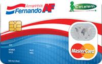 Logo Banco Cetelem Cartão Armarinhos Fernando Mastercard Nacional