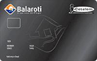 Logo Banco Cetelem Cartão Balaroti Visa