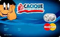 Logo Banco Cetelem Cartão Cacique Mastercard Nacional