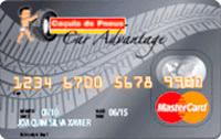 Logo Banco Cetelem Cartão Caçula de Pneus Mastercard Nacional