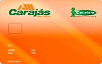 Logo Banco Cetelem Cartão Carajás Visa