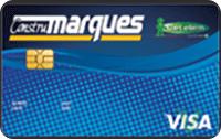 Logo Banco Cetelem Cartão Construmarques Visa