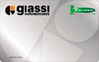 Logo Banco Cetelem Cartão Giassi Visa Nacional