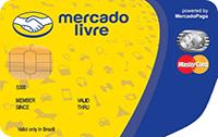 Logo Banco Cetelem Cartão Mercado Livre Mastercard Nacional
