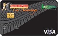 Logo Banco Cetelem Cartão Mercado Livre Visa Nacional