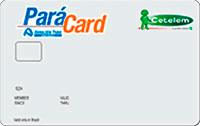 Logo Banco Cetelem Cartão Paracard Mastercard