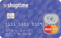 Logo Banco Cetelem Cartão Shoptime Mastercard Nacional