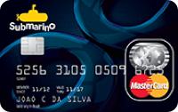 Logo Banco Cetelem Cartão Submarino Mastercard Nacional