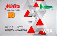 Logo Banco Cetelem Cartão Super Muffato Visa