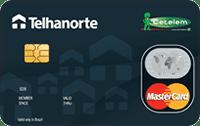 Logo Banco Cetelem Cartão Telhanorte Mastercard
