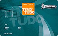 Logo Banco Cetelem Cartão TendTudo Visa Nacional