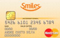 Logo Banco do Brasil Cartão BB Smiles Mastercard Internacional