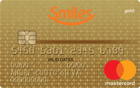 Logo Banco do Brasil Cartão BB Smiles Mastercard Gold