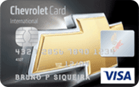 Logo Banco do Brasil Chevrolet Card
