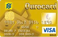Logo Banco do Brasil Ourocard-e