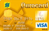 Logo Banco do Brasil Ourocard Gold Visa