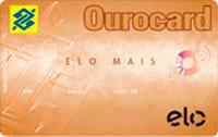Logo Banco do Brasil Ourocard Elo Mais