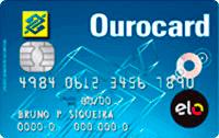 Logo Banco do Brasil Cartão Ourocard Elo Nacional