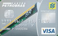 Logo Banco do Brasil Cartão BB Petrobras Visa Internacional