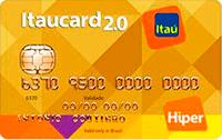 Logo Banco Itaú Cartão Hipercard Nacional