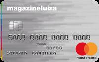 Logo Banco Itaú Cartão Magazine Luiza Itaucard Mastercard Nacional