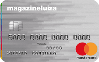 Logo Banco Itaú Magazine Luiza Itaucard Mastercard