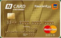 Logo Banco Itaú Cartão Netshoes Itaucard 2.0 Mastercard Gold Internacional