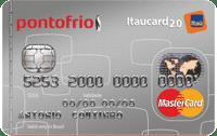 Logo Banco Itaú Ponto Frio Itaucard 2.0 Nacional