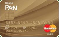 Logo Banco Pan Cartão Gold Mastercard