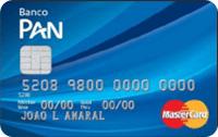 Logo Banco Pan Cartão Pan Mastercard Internacional