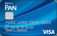 Logo Banco Pan Cartão Pan Visa Internacional