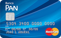 Logo Banco Banco Pan Cartão Banco Pan Mastercard Nacional