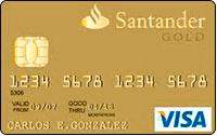 Logo Banco Santander Cartão Santander Shell Visa Internacional