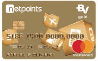 Logo Banco Votorantim Cartão NetPoints Mastercard Gold