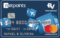 Logo Banco Votorantim Cartão NetPoints Mastercard Internacional