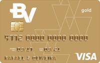 Logo Banco Votorantim Cartão BV Visa Gold Internacional