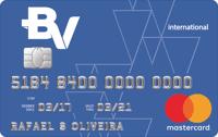 Logo Banco Votorantim Cartão BV Mastercard Internacional