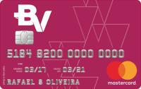Logo Banco Votorantim Cartão BV Mastercard Nacional