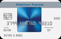 Logo Bradesco American Express Blue