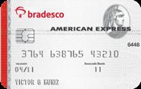 Logo Bradesco Cartão de crédito Bradesco American Express Credit