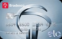 Logo Bradesco Cartão Bradesco Elo Internacional