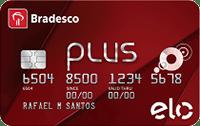 Logo Bradesco Elo Plus Internacional