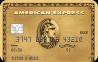 Logo Bradesco Cartão de crédito American Express Gold Card