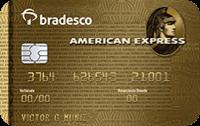 Logo Bradesco Cartão Bradesco American Express Gold Credit