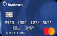 Logo Bradesco Cartão Bradesco Mastercard Internacional