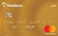 Logo Bradesco Cartão Bradesco Mastercard Gold Internacional