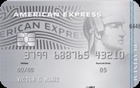 Logo Bradesco Cartão de crédito American Express Platinum Credit