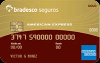 Logo Bradesco Bradesco Seguros American Express Gold
